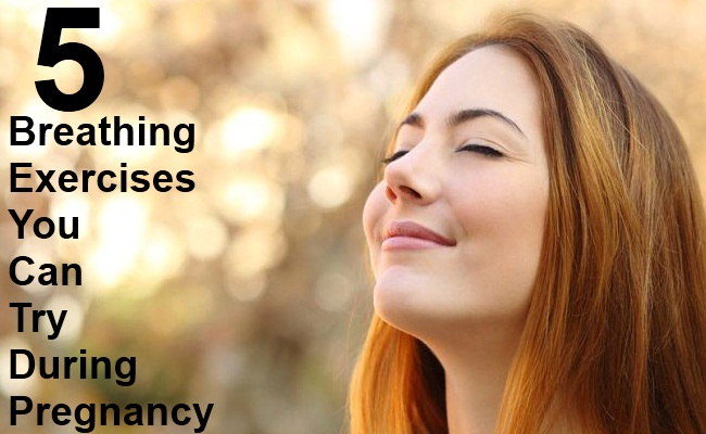 5 Ideal Breathing Exercises You Can Try During Pregnancy