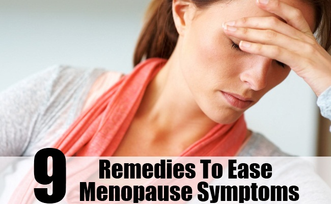 9 Natural Remedies To Ease Menopause Symptoms