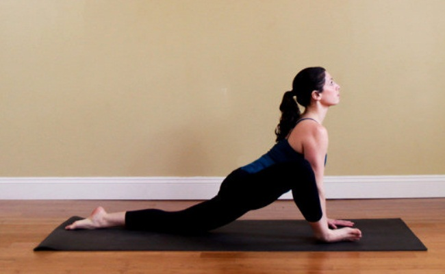 outer hip stretch
