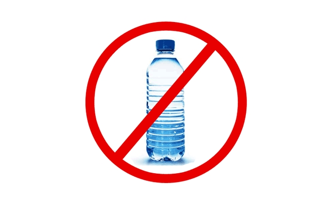 Avoid Plastic Bottles