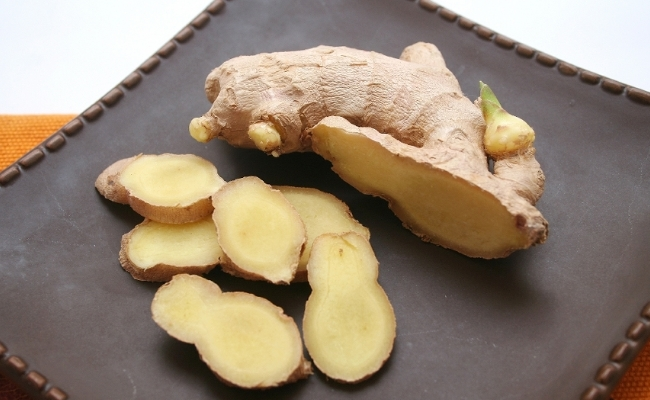 Include Ginger To Your Recipe Or Meal