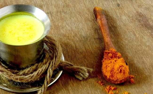 Turmeric Also Helps