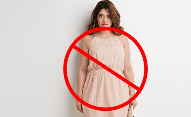 Stay Away From Synthetic Clothes