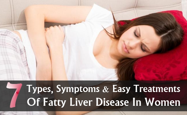 Fatty Liver Disease In Women