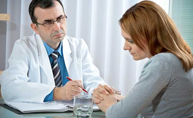 Consult Physician For Proper Diagnosis