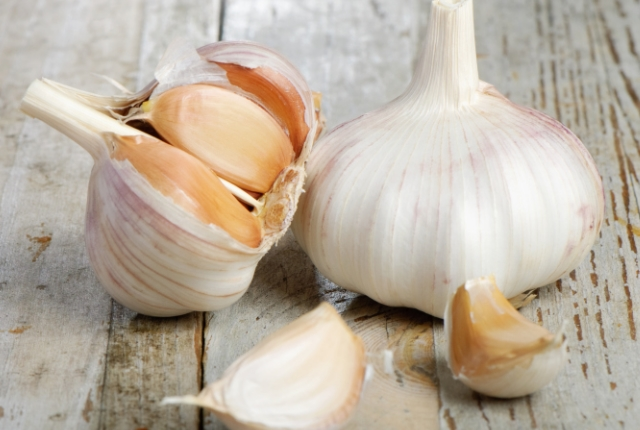 Garlic Can Provide Relief