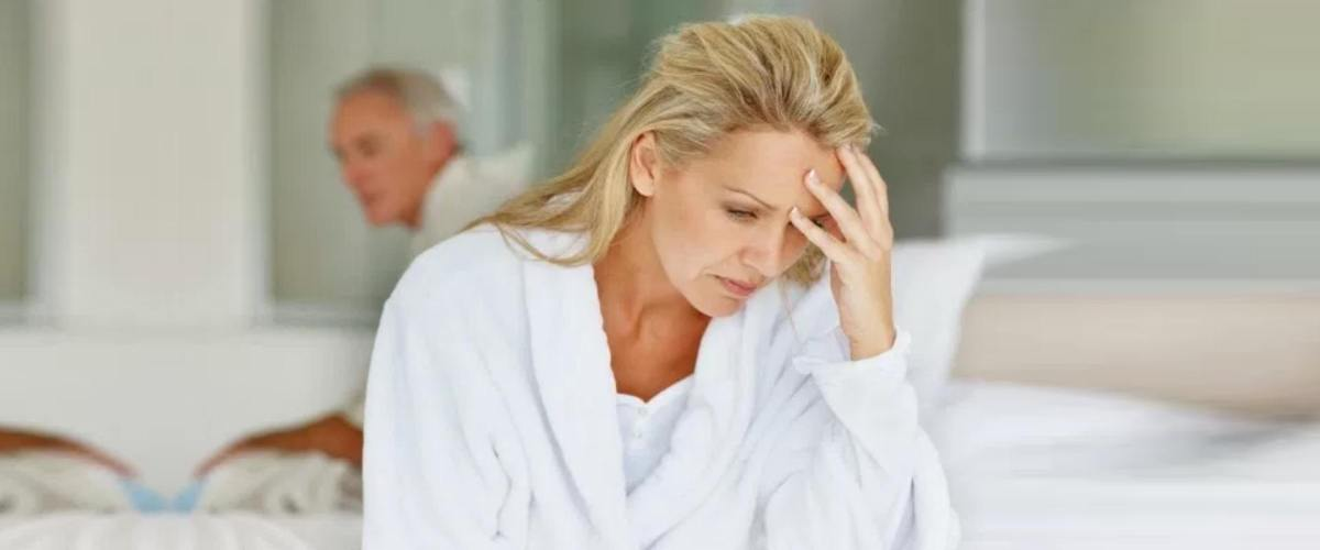 8 Likely Symptoms Of Menopausal Estrogen Deficiency