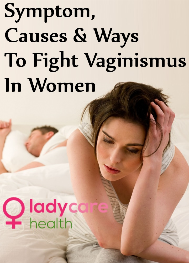 Ways To Fight Vaginismus In Women