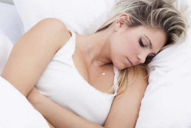 Menstrual Nausea Caused By Hormonal Imbalance