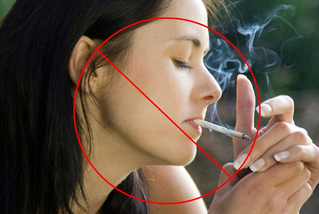 Stop Using Tobacco