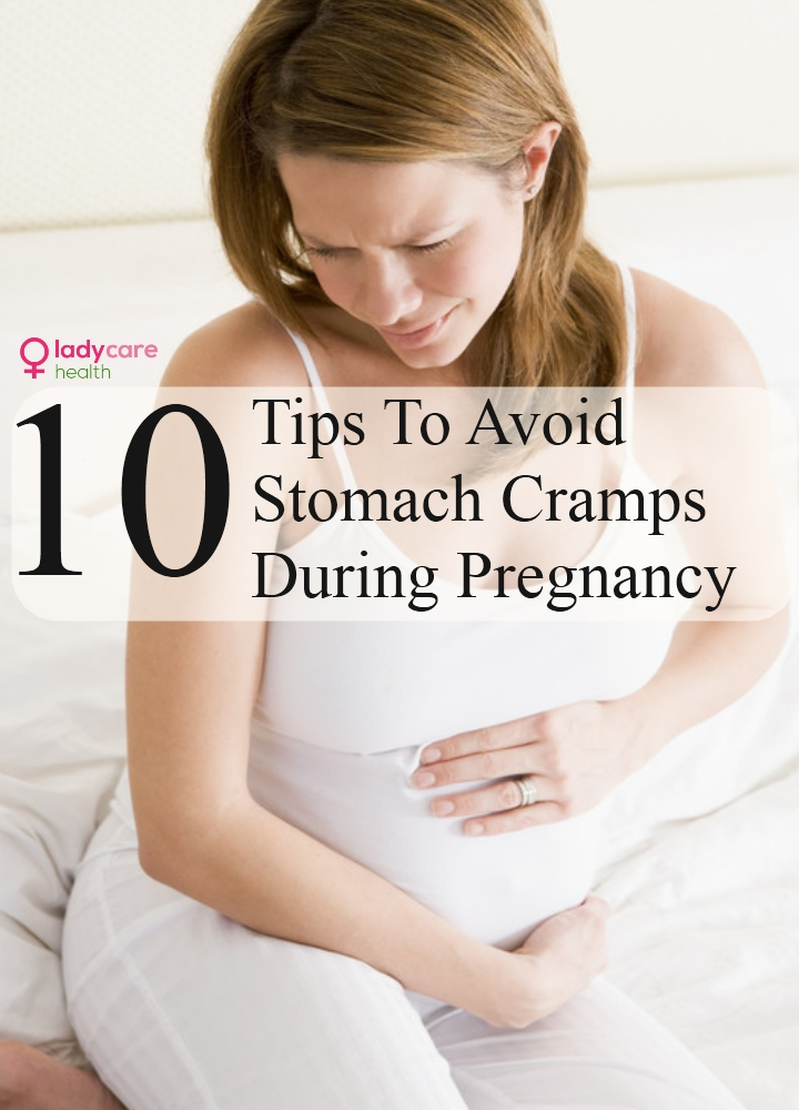 Tips To Avoid Stomach Cramps During Pregnancy