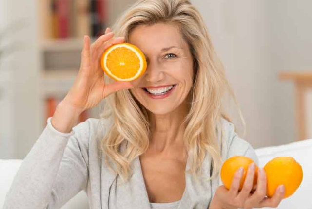 Eat Vitamin C Rich Diet