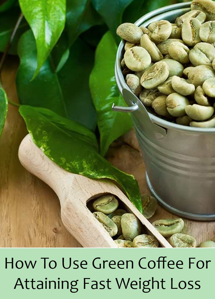 Green Coffee For Attaining Fast Weight Loss