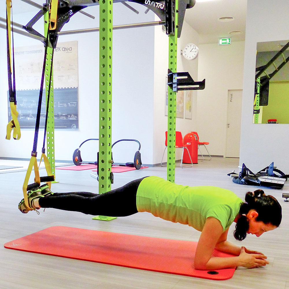 Unterarmstütz - a.k.a . Plank - Functional Training