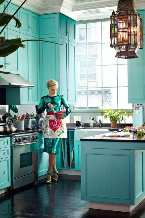disney home decor turquoise kitchen with hardwood floors pendant lights and chrome accessories