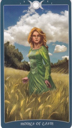 Relationship Energy - Tuesday November 28, 2017 - Queen of Pentacles