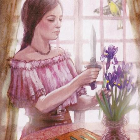 Relationship Energy - Sunday December 03, 2017 - Queen of Swords