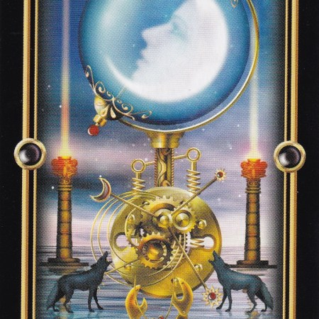 Relationship Energy - Tuesday December 5, 2017 - The Moon