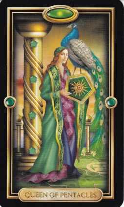 Relationship Energy - Tuesday December 14, 2017 - Queen of Pentacles