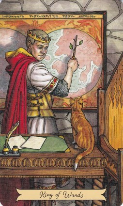 Relationship Energy - Wednesday December 27, 2017 - King of Wands