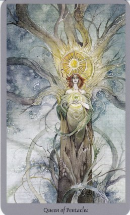 Relationship Energy - Tuesday January 9, 2018 - Queen of Pentacles