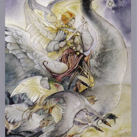 Relationship Energy - Thursday January 25, 2018 - Knight of Swords