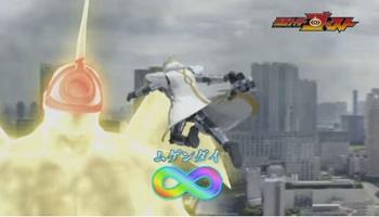仮面ライダーゴースト第49話「無限!人の力!」