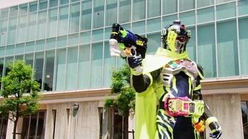 『仮面ライダーエグゼイド』第3話「BANしたあいつがやってくる!」