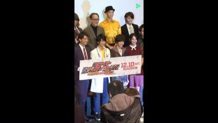 仮面ライダーエグゼイド&ゴースト『平成ジェネレーションズ』にウィザード白石隼也さん&ドライブ竹内涼真さんが出演!