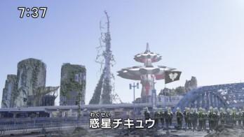 宇宙戦隊キュウレンジャー Space.4「夢みるアンドロイド」