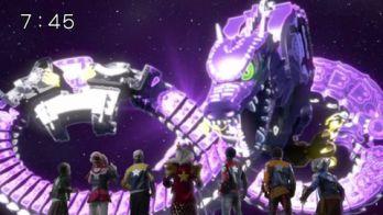 宇宙戦隊キュウレンジャー Space.9「燃えよドラゴンマスター!」