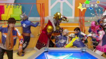 宇宙戦隊キュウレンジャー Space.10「小さな巨人、ビッグスター!」予告