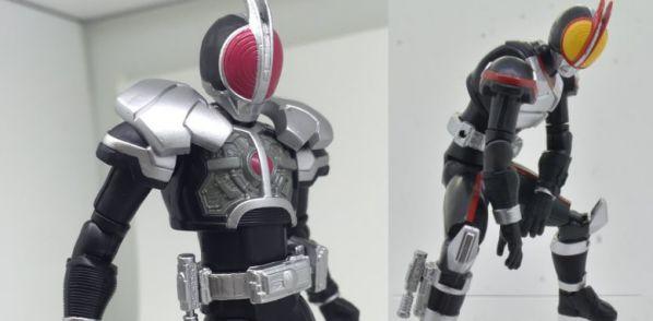 フルアクションフィギュア SAGA 仮面ライダー02