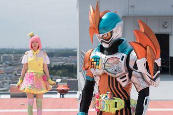 仮面ライダーエグゼイド 第40話「運命のreboot!」