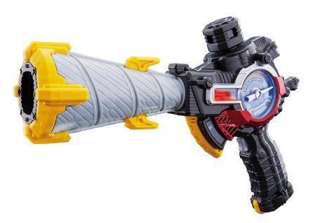 仮面ライダービルド「回転剣銃 DXドリルクラッシャー」
