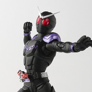 S.H.Figuarts (真骨彫製法) 仮面ライダージョーカー