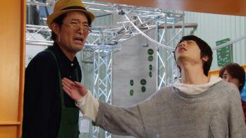 仮面ライダービルド 第2話「無実のランナウェイ」