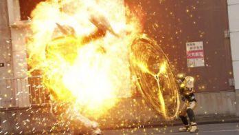 仮面ライダービルド 第18話「黄金のソルジャー」