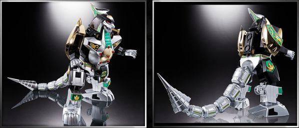 超合金魂 GX-78 ドラゴンシーザー