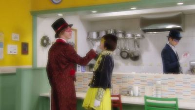 『ルパンレンジャーVSパトレンジャー』第7話「いつも助けられて」