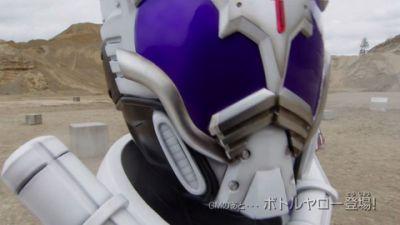 『仮面ライダービルド』第38話「マッドな世界」