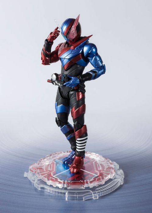 S.H.フィギュアーツ 仮面ライダービルド ラビットタンクフォーム -20 Kamen Rider Kicks Ver.-