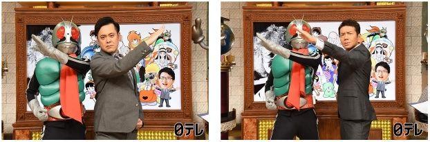 8月18日(土)の世界一受けたい授業は 数々の国民的ヒーローを生み出した漫画の王様・石ノ森章太郎とは?
