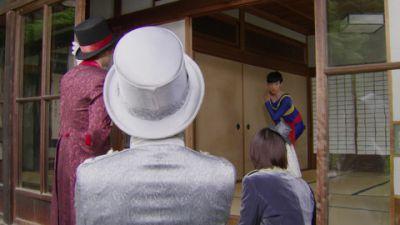 『快盗戦隊ルパンレンジャーVS警察戦隊パトレンジャー』27話「言いなりダンシング」