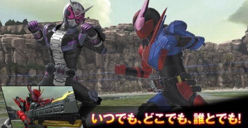 Nintendo Switch「仮面ライダー クライマックススクランブル ジオウ」の特報映像に仮面ライダージオウが登場!