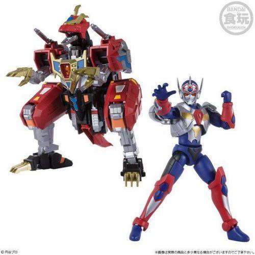 スーパーミニプラ 電光超人グリッドマン ダイナドラゴン&グリッドマンシグマセット