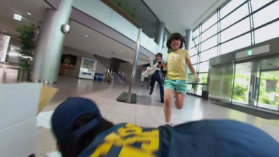 『快盗戦隊ルパンレンジャーVS警察戦隊パトレンジャー』第33話「僕らは少年快盗団」
