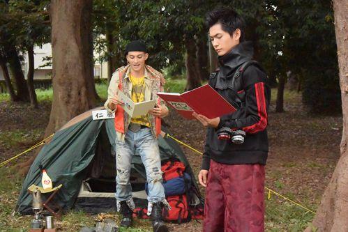 仮面ライダージオウ 補完計画第第8.5話「恐怖のタイムパラドックス!」