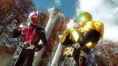 『仮面ライダージオウ』第8話「ビューティ&ビースト2012」