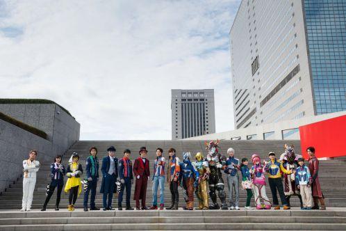 『ルパンレンジャーVSパトレンジャーVSキュウレンジャー』Blu-ray・DVDが8月21日発売